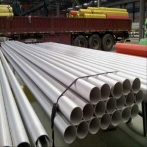 Schedule 40 Seamless Steel Pipe ASTM B729 UNS N08020 Nickel Alloy Steel Pipe