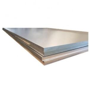 Sheet Plate Grade Titanium Alloy 6101 6005 6060 6061 6063 6063A 6181 6082 High Strength Aluminum sheet T3-T8