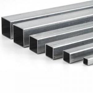 Square steel tube, black annealing square rectangular steel tube,rectangular steel hollow section