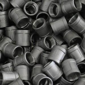 316 stainless steel tee Fittings Threaded Tee
