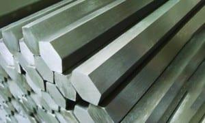 Rozsdamentes acél Hidegen húzott hatszög Bar
