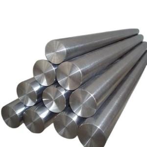 Astm b348 Gr1/2/3/4/5/6/7/9/10/12 Round Titanium Alloy Rod Ti6Al4V GR.5 Titanium Bar