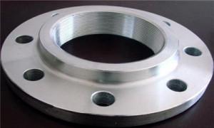DN80 PN16 SO Flange 2507 Super Duplex Stainless Steel